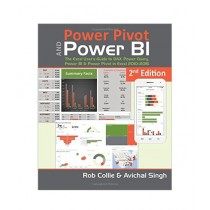 Power Pivot and Power BI The Excel User's Guide to DAX, Power Query Book 2nd Edition