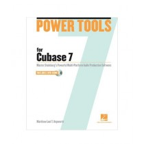 Power Tools for Cubase 7 Book