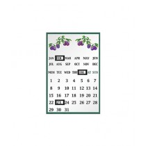 Premier Home Sugar Plum Magnetic Calendar (2800631)