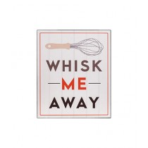 Premier Home Whisk Me Away Wall Plaque (2800705)