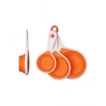 Premier Home Zing Measuring Cups Set Of 4 Orange (0807014)