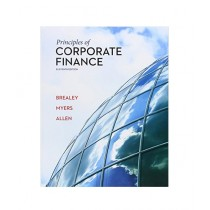 Principles of Corporate Finance Book 11th Edition