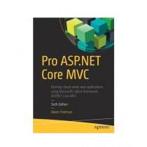 Pro ASP.NET Core MVC Book 6th Edition