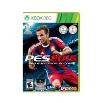 Pro Evolution Soccer 2015 Game For Xbox 360