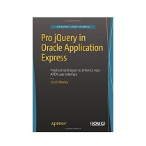 Pro jQuery in Oracle Application Express Book 1st Edition