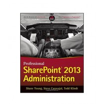 Professional SharePoint 2013 Administration Book 1st Edition