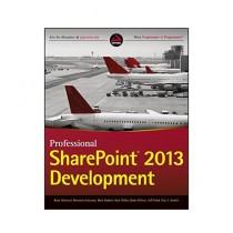 Professional SharePoint 2013 Development Book 1st Edition