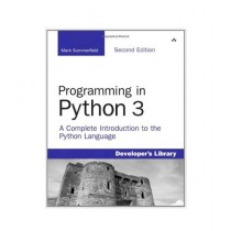 Programming in Python 3 Book 2nd Edition