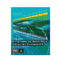 Programming Massively Parallel Processors Book 3rd Edition