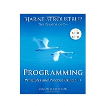 Programming Principles and Practice Using C++ Book