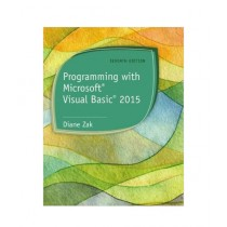 Programming with Microsoft Visual Basic 2015 Book 7th Edition