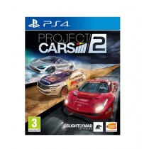 Project Cars 2 Game For PS4