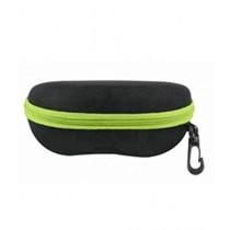 Proxymedia Sunglasses Hard Zipper Case Green