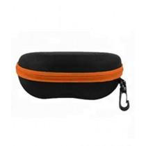 Proxymedia Sunglasses Hard Zipper Case Orange