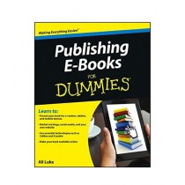 Publishing E-Books For Dummies Book 1st Edition