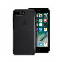 Puro 0.3 Nude Case Black For iPhone 7 Plus