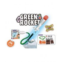 Planet X Stem Toys Air Pressure Rocket Launcher Science Experiment Kit (PX-10827)