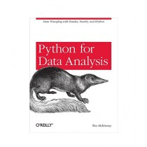 Python for Data Analysis Book 1st Edition