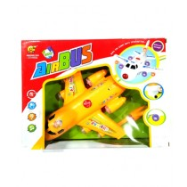 Quickshopping Airbus Musical Plane Toy (QS304)