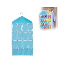 Quickshopping Storage Bag 16 Grid Candy Color (QS458)
