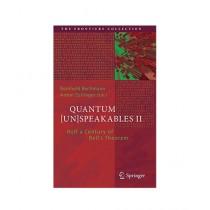 Quantum [Un]Speakables II Book 1st 2017 Edition