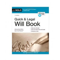 Quick & Legal Will Book 7th Edition
