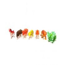 Quickshopping Fun Animal Toys For Kids 6-Pcs Set