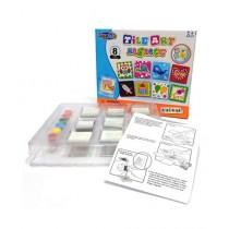 Quickshopping Magnetic Tile Art Toy For Kids (8104)