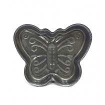 Quickshopping Stainless Steel Mould Butterfly Design (0529)