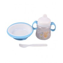 Quickshopping Baby Feeding Suction Bowl - Pack Of 4