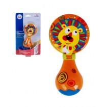 Quickshopping Castanet Music Toy Orange (3102D)
