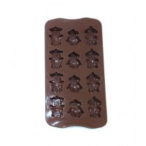 Quickshopping Chocolate Mould - Robot (1221)