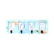 Quickshopping Decorative Love Key Holder - Large
