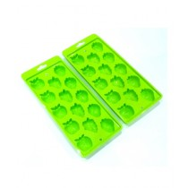 Quickshopping Gondol Ice Cube Tray 2 Pcs Set (1157)