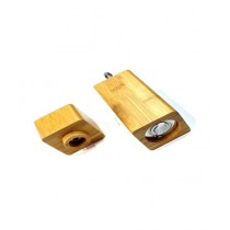 Quickshopping High Quality Wooden Grinder Mill (1308)