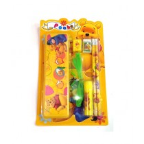 Quickshopping Stationery Box With Stationery Pooh Design (1404)