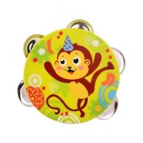 Quickshopping Timbrel Monkey Music Toy (3102B)