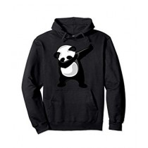 R&H Fashion Pandap Hoodie For Women - Black (0046)