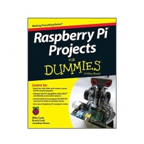 Raspberry Pi Projects For Dummies Book 1st Edition