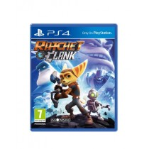 Ratchet & Clank Game For PS4
