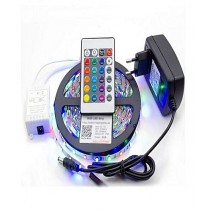 Rauf Traders Remote Control Led Strip Light With Adapter