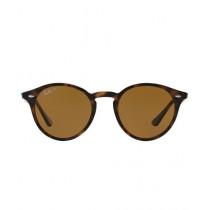 RayBan Round Polarized Women's Sunglasses RB2180