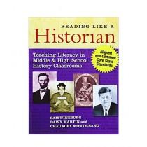 Reading Like A Historian Book
