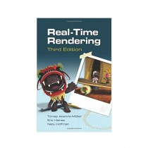 Real-Time Rendering Book 3rd Edition