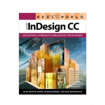 Real World Adobe InDesign CC Book 1st Edition