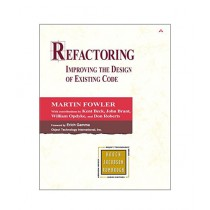 Refactoring Improving The Design of Existing Code Book 1st Edition