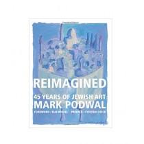 Reimagined 45 Years of Jewish Art Book