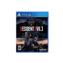 Resident Evil 3 Game For PS4