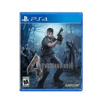 Resident Evil 4 Game For PS4