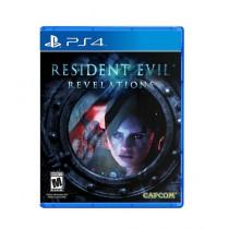 Resident Evil Revelations Game For PS4